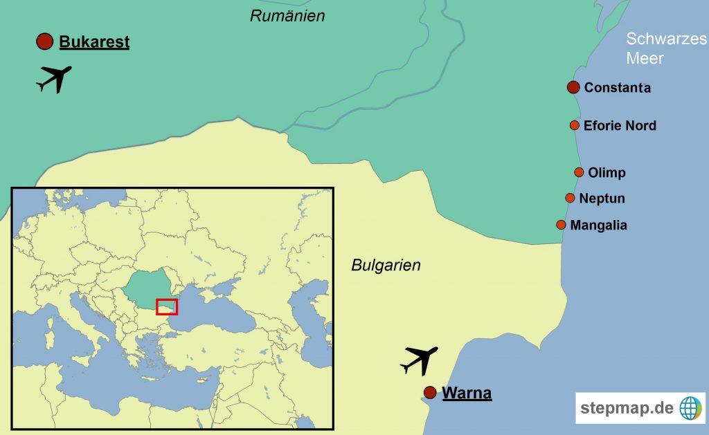 Übersicht Kurreisen Rumänien KM Reisen