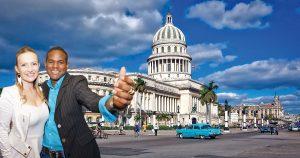 Steffi und Jorge von Kubaname in Havanna
