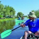 Donau-Delta Paddeln und wandern