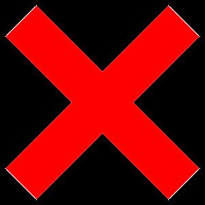Kreuz-rot