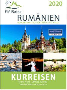 Kurreisen Rumänien KM Reisen Katalog