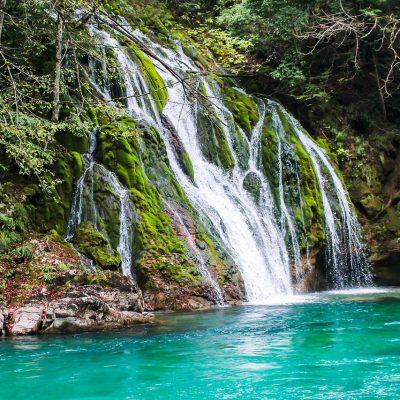 Wasserfall Canyon Montenegro