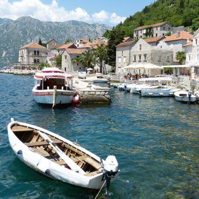 Kotor Montenegro Küste